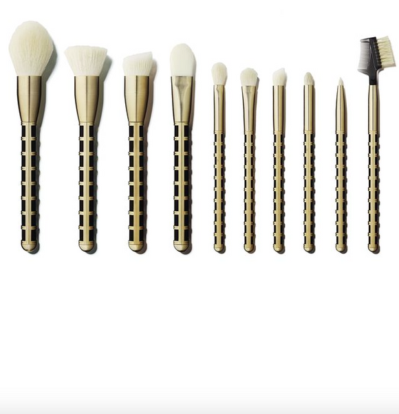 Sonia Kashuk All That Jazz 10-Piece Brush Set