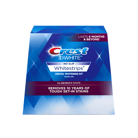 Crest 3D White - No slip Whitestrips