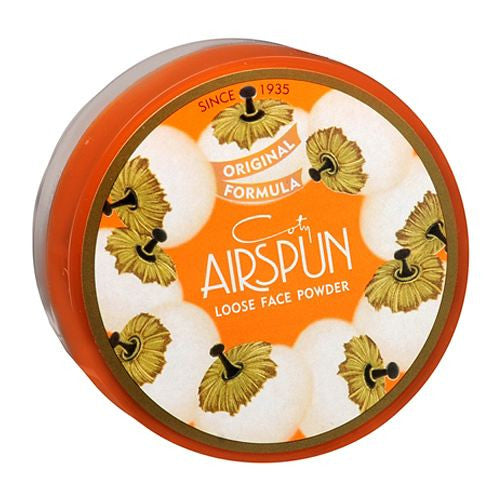 Coty Airspun Loose Face Powder, Translucent Extra Coverage - 2.3 oz