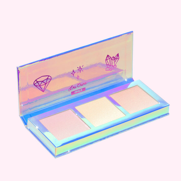 Lime Crime Highlighter Palette - Opals