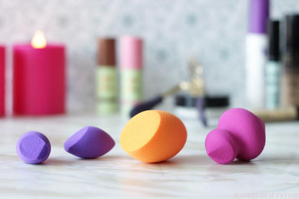 Real Techniques 6 Miracle Sponge Collection