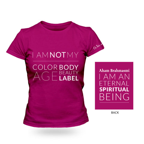 I Am Not T-Shirt (Women's)