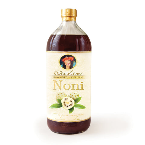 100% Pure Raw Aged Hawaiian Noni Juice (16 oz)