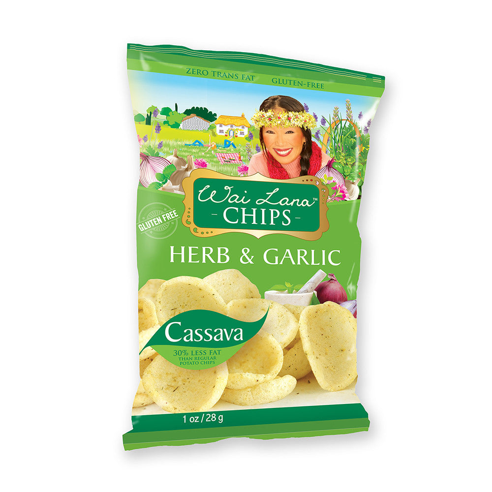 Herb & Garlic (1 oz)