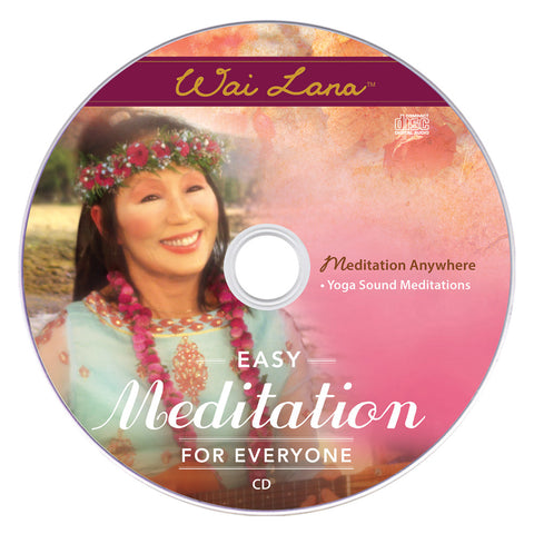 Meditation Anywhere Soundtrack - MP3 download