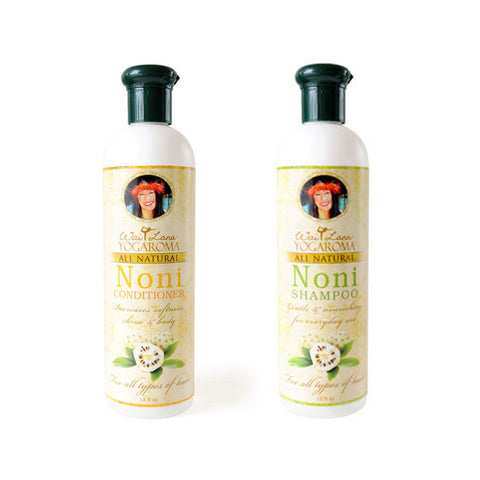 Noni Shampoo + Conditioner