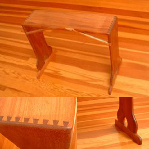 Shoulderstand Bench