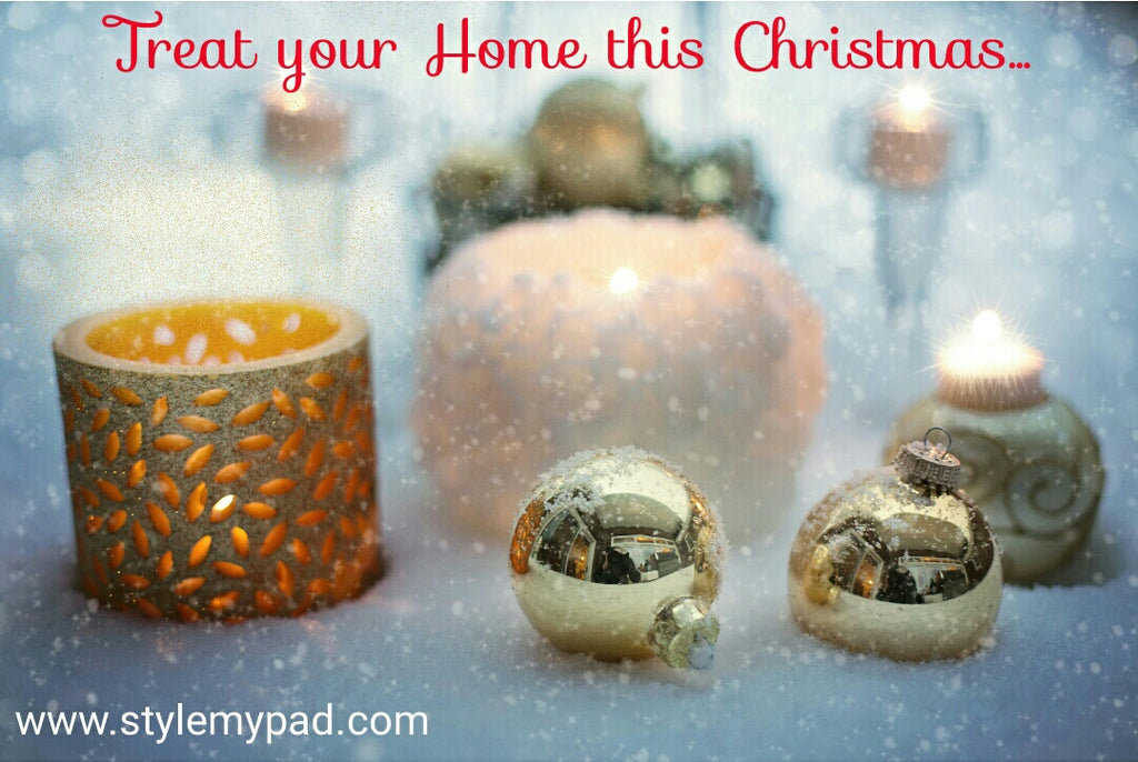 Treat Your Home This Christmas🎄