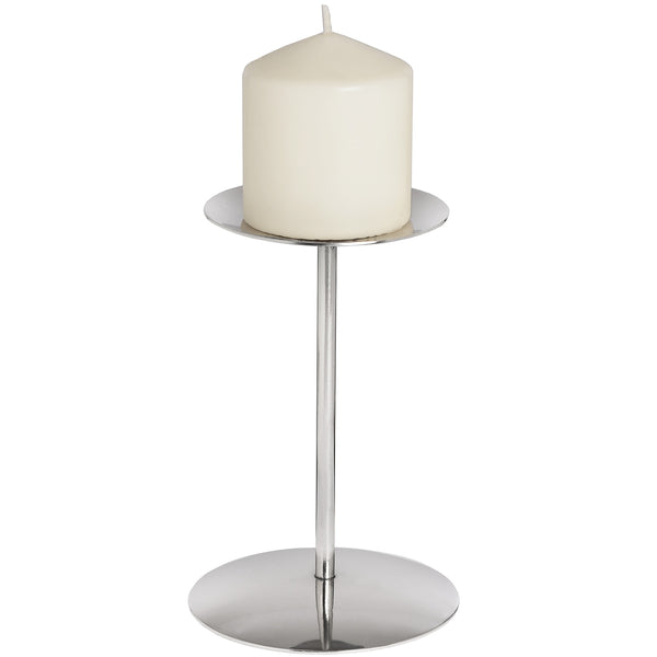 Nickel Candle Stand - Stylemypad