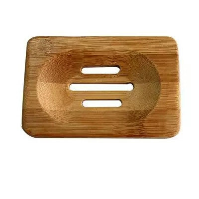 Simple Wooden Soap Dish - Stylemypad