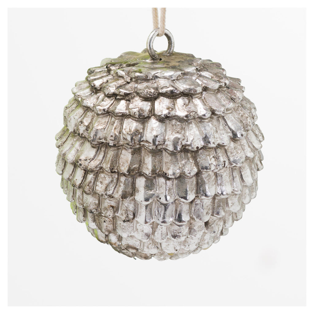 Aspen Decorative Hanging Large Squat Acorn