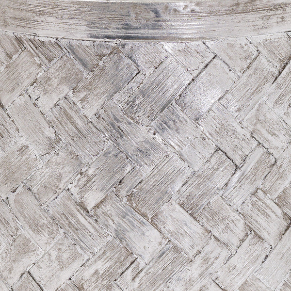 Aspen Woven Effect Planter - Style My Pad