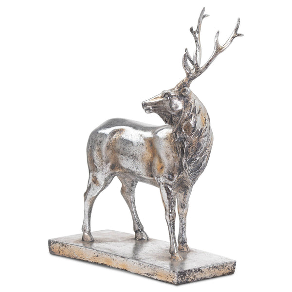 Large Standing Decorative Stag - Style My Pad