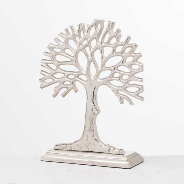 Ohlson Silver Cast Sea Fan Ornament
