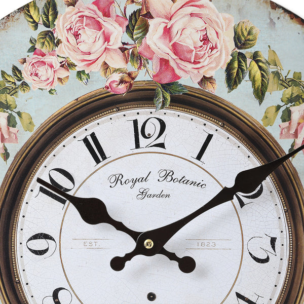 Royal Botanic Garden Wall Clock - Stylemypad