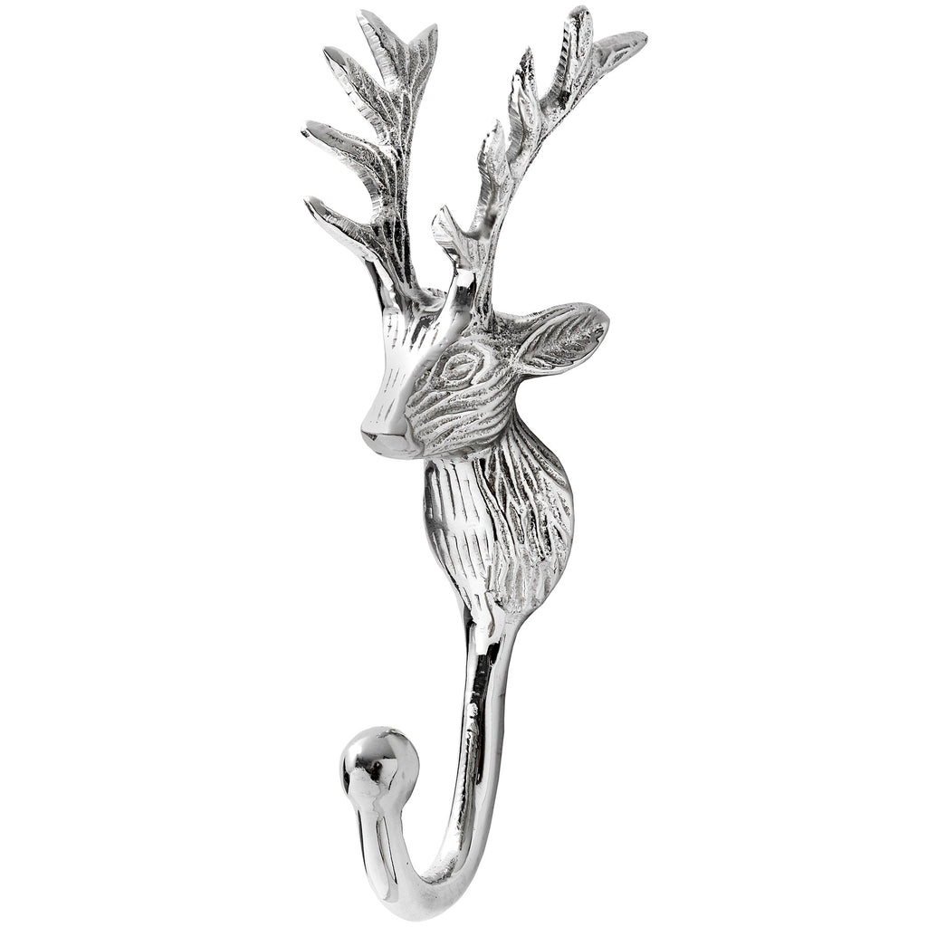 Stag Head Coat Hook - Style My Pad