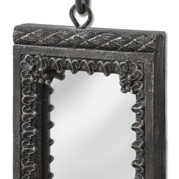 Vintage Style Hanging Mirror - Stylemypad