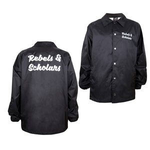Coaches Jacket (Black)
