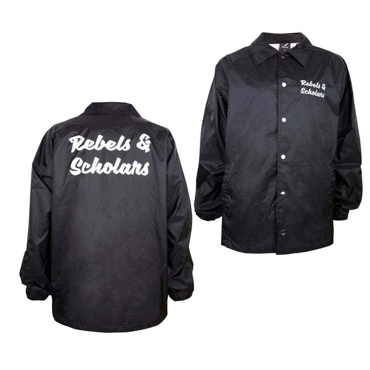 R&S Coaches Jacket (Black)