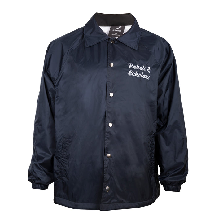 R&S Coaches Jacket (Navy)