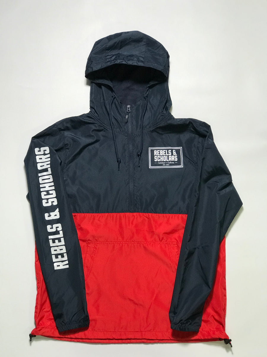 Rebels & Scholars Windbreaker
