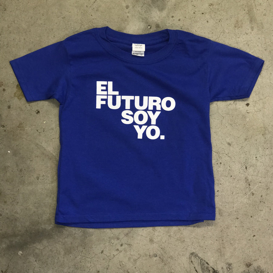 EL FUTURO (TODDLER-BLUE)