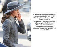 What Kate Wore
