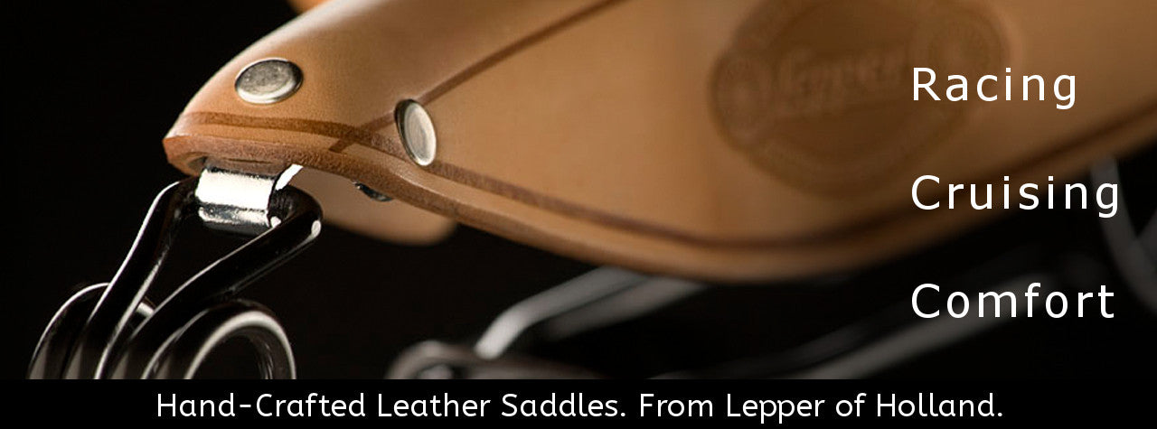 Lepper Hand-Crafted Leather Saddles
