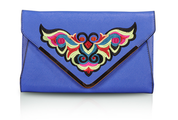 Trendy Accented Evening Clutch In Your Choice of Color - Miao + Co. - 1