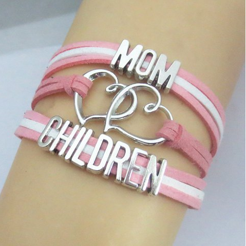 Family Ties Forever Pink Fashion Wrap - Miao + Co.