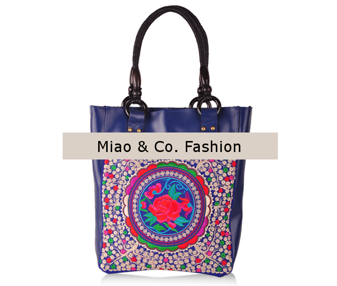 Embellished Bohemian Tote