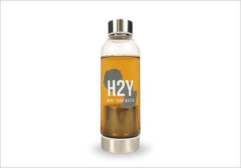 H2Y BPA Free Plastic Bottle Infuser