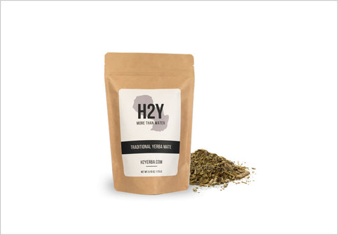 H2Y Traditional Yerba Mate