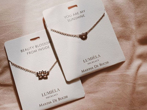 Marina De Buchi necklaces Mother's Day presents