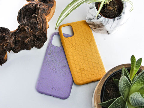 Pela environmentally-friendly phone case
