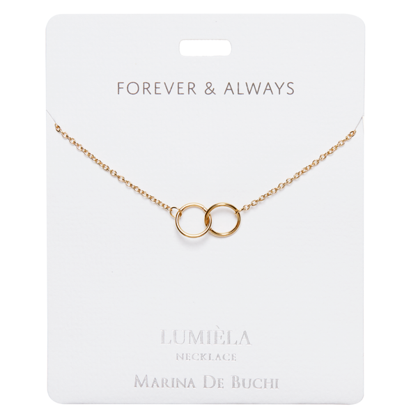 'Forever & Always' Unity Necklace
