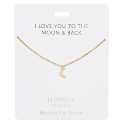 'I Love You' Necklace
