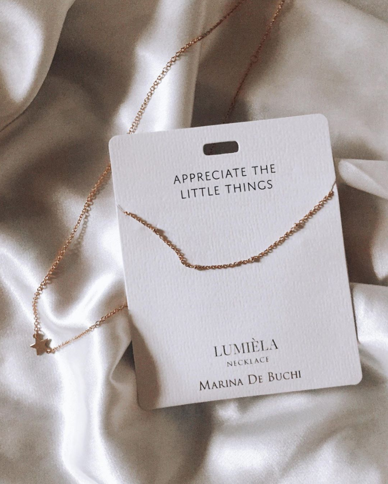 'Little Things' Lumiela Necklace