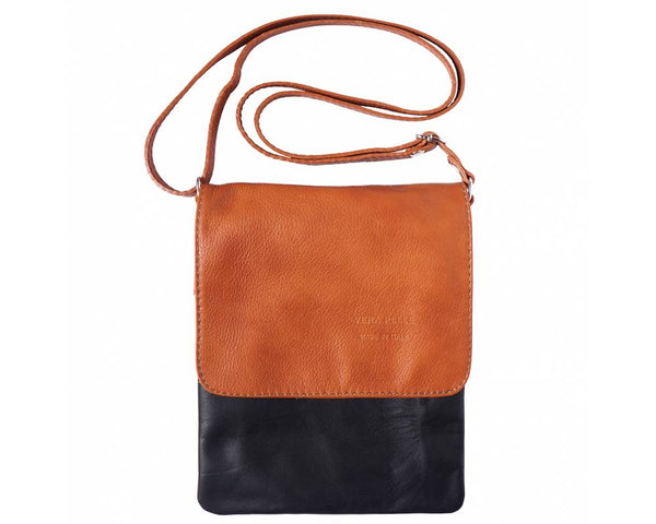 LaGaksta Ashley Very Small Soft Leather Crossbody Bag
