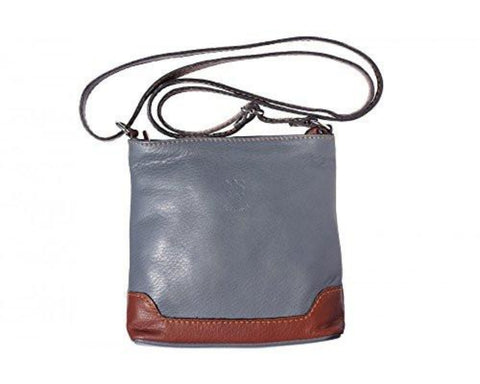 LaGaksta Mini Very Soft Italian Leather Shoulder Crossbody Bag