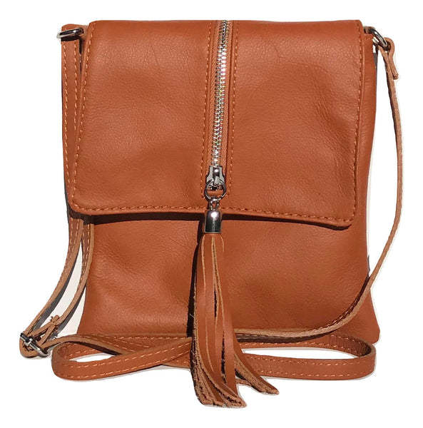 LaGaksta Mini Ultra Tassel Crossbody Purse