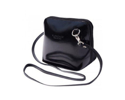 LaGaksta Small Flat Crossbody Purse