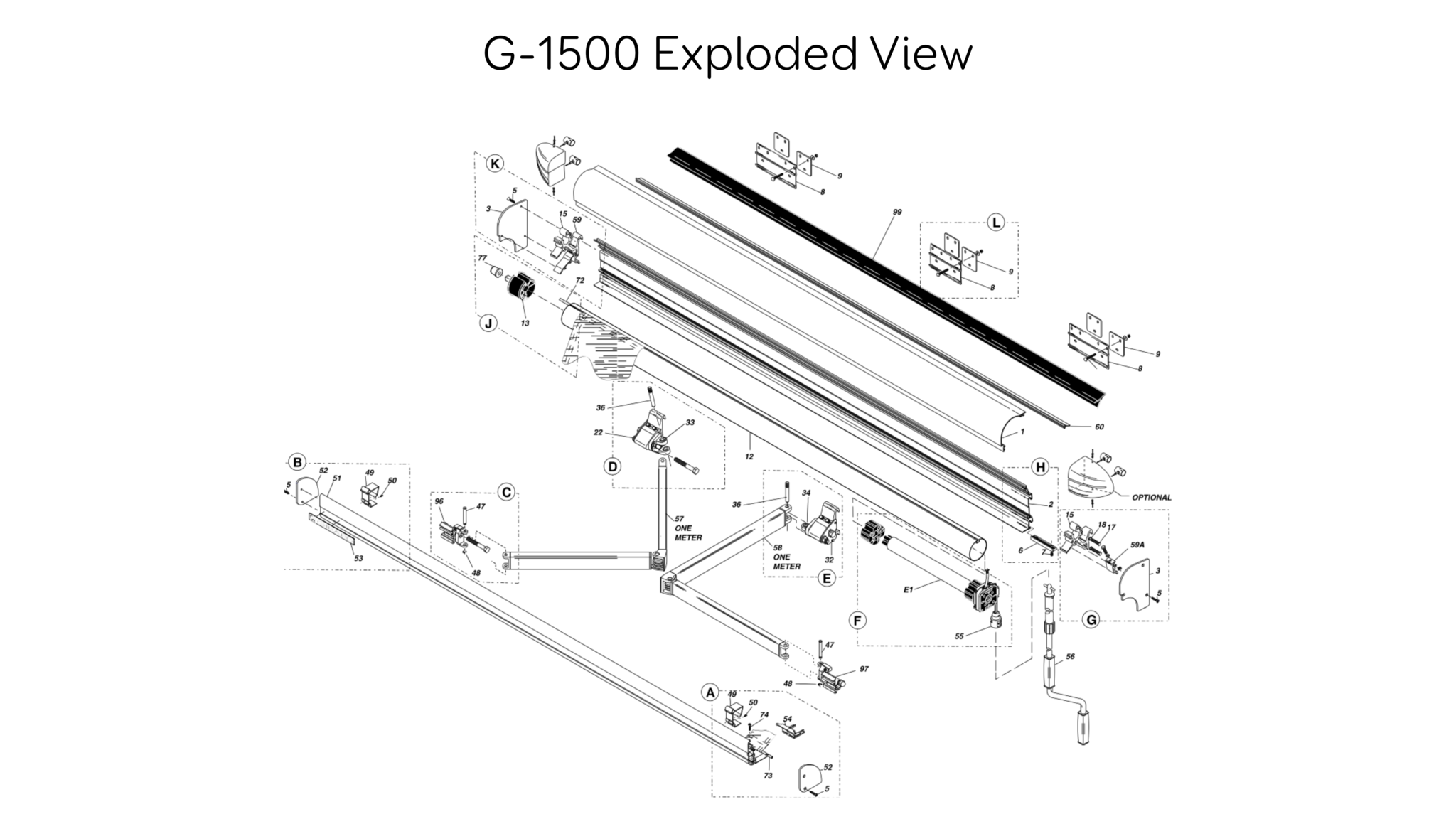 G 1500 diagram girard rv awnings girard systems g 1500 diagram pooptronica Image collections