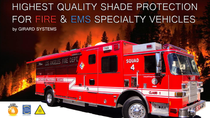 Specialty Vehicle Awnings