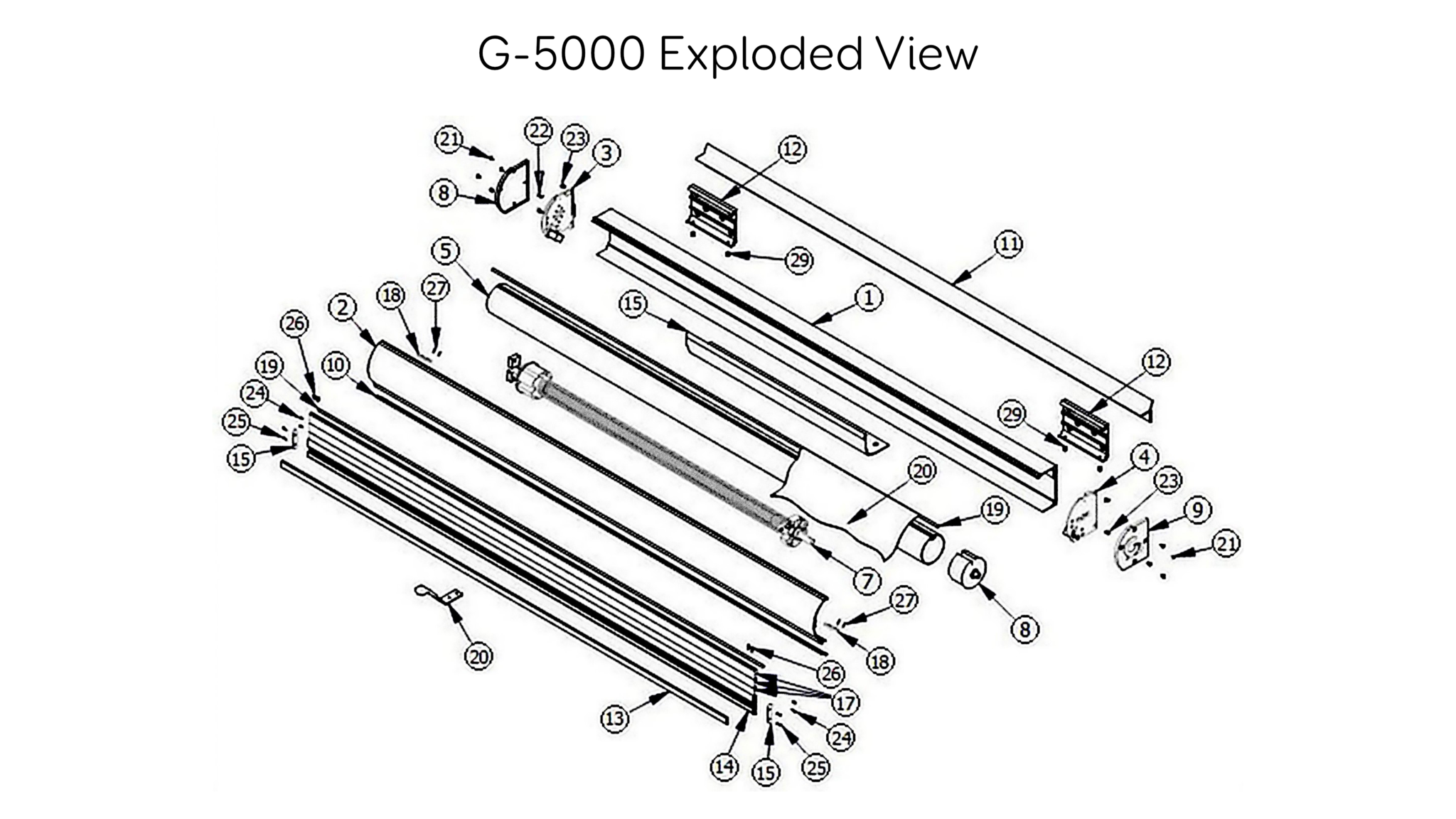 G 5000 diagram girard rv awnings girard systems g 5000 diagram pooptronica Image collections