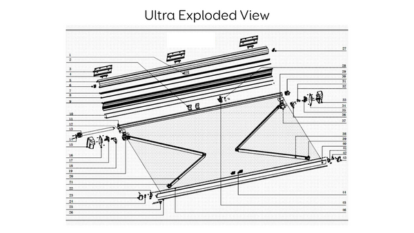 Ultra Awning Diagram