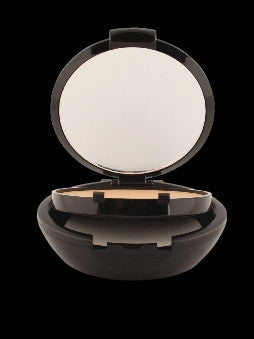 This product is a foundation and powder all in one!  It can be used with a brush or sponge for medium to full coverage. dana L's Dual Powder will not settle into fine lines, so it's great to use throughout the day for touch ups.