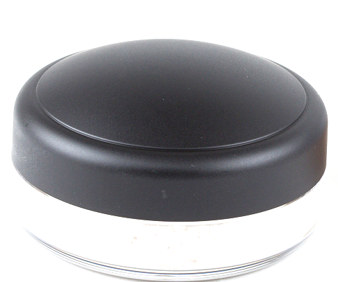 This oil-free, triple milled, translucent powder will set your makeup for all day wear!