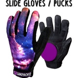 SLIDE GLOVES / PUCKS