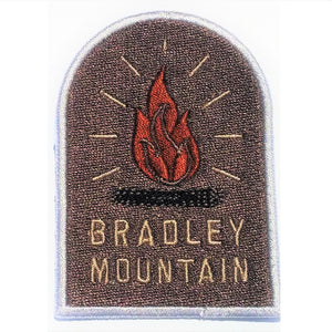 BRADLEY MOUNTAIN FIRE PATCH